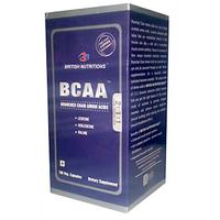 British Nutritions Bcaa - 180 Veg Capsules