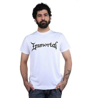 Snoby Immortal Printed T-shirt