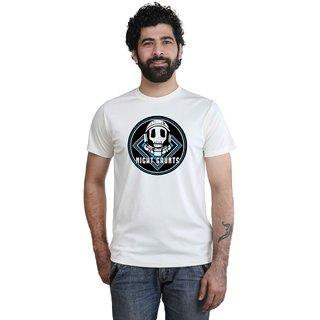 Snoby Night Gaunts Printed T-shirt