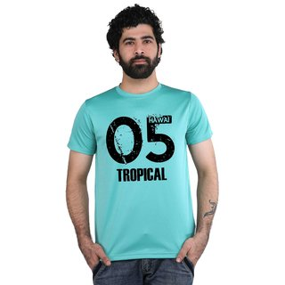 Snoby 05 Tropical Printed T-shirt
