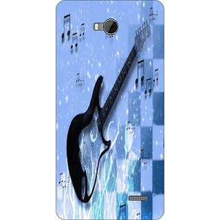 Go Hooked Designer Soft Back Cover For PANASONIC ELUGA TAPP + Free Mobile Stand (Assorted Design)