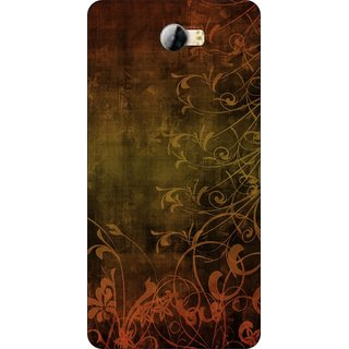 Go Hooked Designer Soft Back Cover For HUAWEI HONOR BEE 4G + Free Mobile Stand (Assorted Design)