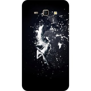 Go Hooked Designer Soft Back Cover For SAMSUNG GALAXY J1 4G + Free Mobile Stand (Assorted Design)