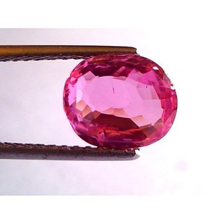 2.93 Ct IGI Certified Unheated Untreated Natural Madagaskar Ruby **RARE**