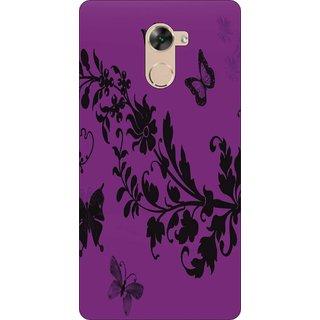 Go Hooked Designer Soft Back Cover For PANASONIC ELUGA MARK 2 + Free Mobile Stand (Assorted Design)