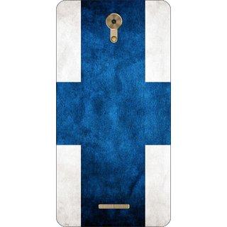 Go Hooked Designer Soft Back Cover For COOLPAD MEGA 3 + Free Mobile Stand (Assorted Design)