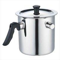 Wonderchef Milk Pan Never Spill Milk By Chef Sanjeev Kapoor