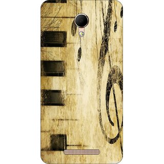 Go Hooked Designer Soft Back Cover For LAVA X19 + Free Mobile Stand (Assorted Design)