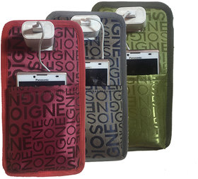 Bagther Mobile Charging Pouch Set of 3