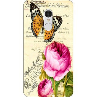 Go Hooked Designer Soft Back Cover For REDMI NOTE 4 + Free Mobile Stand (Assorted Design)
