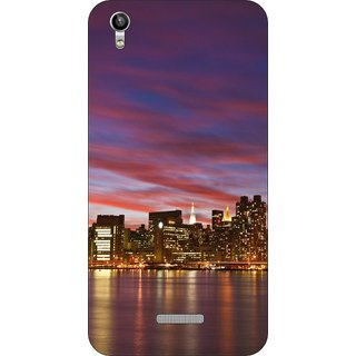Go Hooked Designer Soft Back Cover For LAVA Pixel V1 + Free Mobile Stand (Assorted Design)