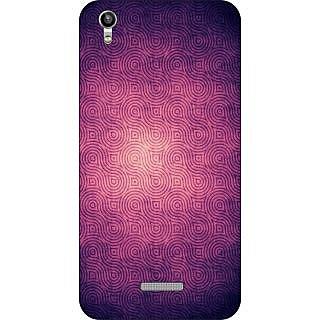 Go Hooked Designer Soft Back Cover For LAVA Pixel V1 + Free Mobile Stand (Assorted Design)