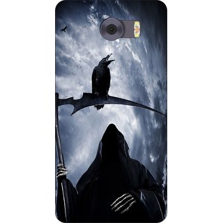 Go Hooked Designer Soft Back Cover For PANASONIC P88 + Free Mobile Stand (Assorted Design)