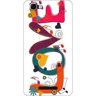 Go Hooked Designer Soft Back Cover For Karbonn K9 Smart + Free Mobile Stand (Assorted Design)