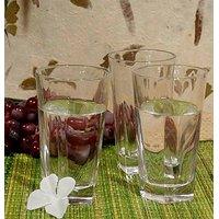 BlinkMax Glassware-Blinkmax Long Tumblers - Set Of 6 Glasses-355 Ml Each