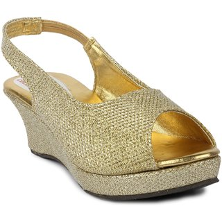 2B Collection Women's Gold Bellies