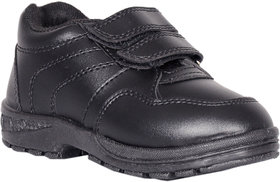 Velcro Black School Shoes!