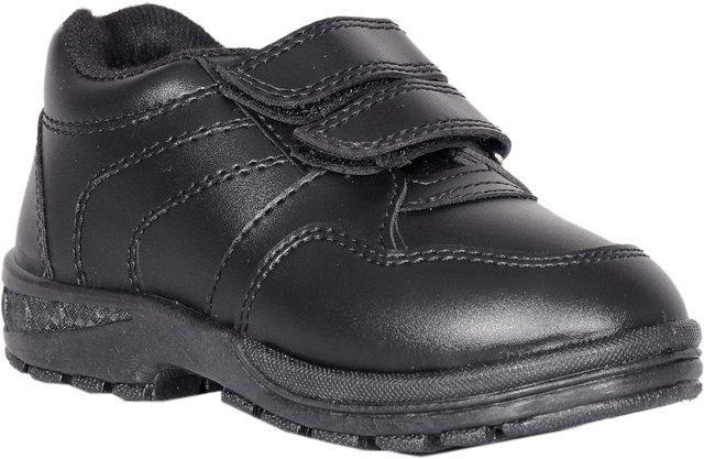Buy Velcro Black School Shoes! Online