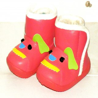 BabeWalk Baby Girl  Booties (BBG-1)!