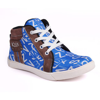 Trilokani Stylish Casual Shoes TFC58SKYBLUE!