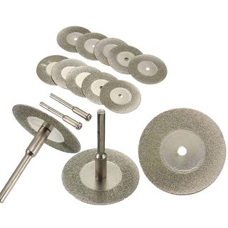 Diamond Saw Disc Blade Rotary Cutting Grinding Wheel Blade Tool-10pch