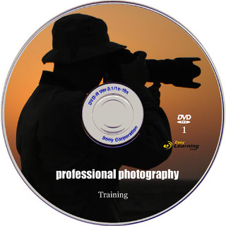 Professional Photography Video Training On 2 DVDs