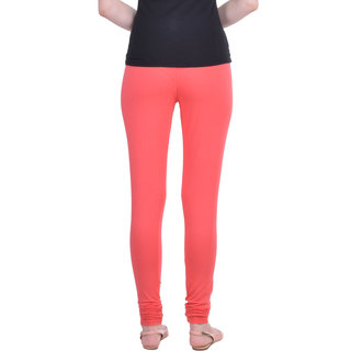Dollar Missy Sea Green Color Fashionable And Comfortable Churidar Legging