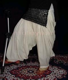 Punjabi full Patiala salwar. Ready to wear..