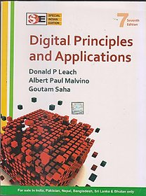 DIGITAL PRINCIPLES AND APPLICATIONS, 7/E 7th Edition