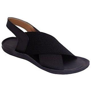 Black Comfy Sandals SN101