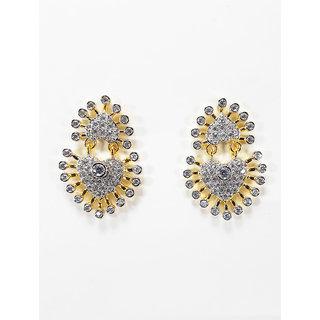 Bellissima Legacy  American Diamond Earring