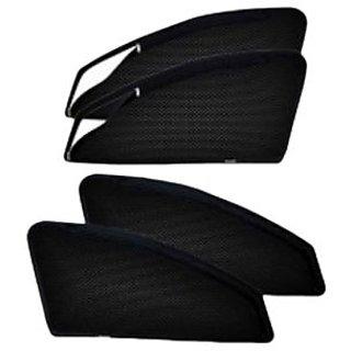 Premium Quality Zipper Magnetic Sun Shades Car Curtain For Maruti Suzuki Swift