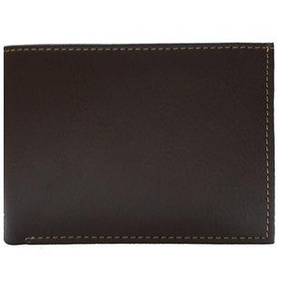 Mens Designer Brown Wallet