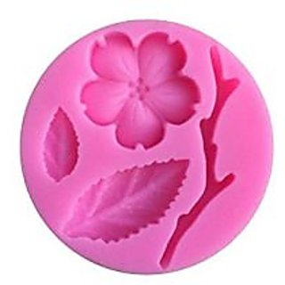 Futaba Peach Blossom Fondant Mold