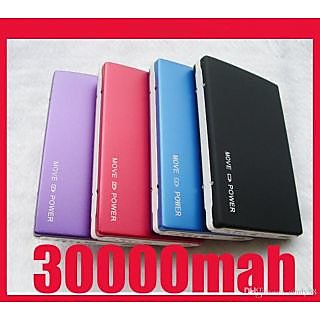 Buy Samsung Power Bank 30,000 mAh with digital screen Online