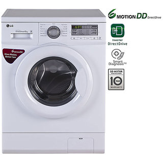 LG 6 kg Front Load Fully Automatic Washing Machine -...