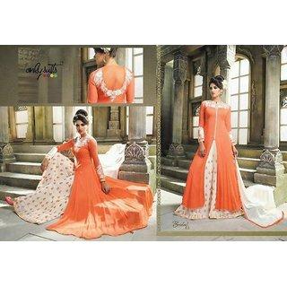 Fashionista Designer Plazzo Suit