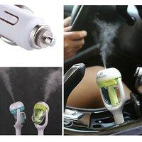 Car Aroma Diffuser Humidifier, Mini Portable Travel Coo