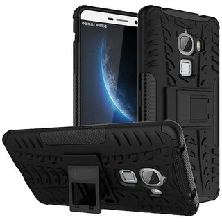 LeEco Le Max 2 Defender Hybrid TPU + PC Kickstand Case Cover