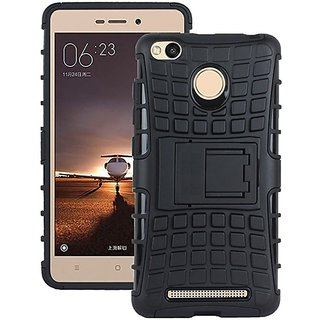 more photos 2d9c4 9b30c redmi 3s prime defender back cover