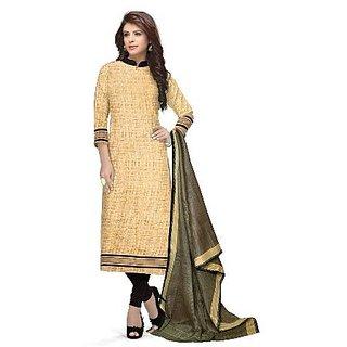 Royal Fashion Exclusive Designer Cotton Dress Material (Unstitched)