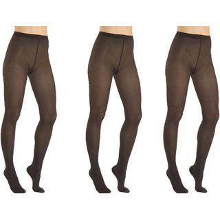 Sizzlacious Pantyhose Stocking (Pack Of 3)