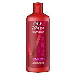 IMPORTED WELLA PRO SERIES FRIZZ CONTROL SHAMPOO - 500 ML