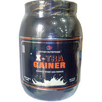 British Nutritions Xtra Gainer - 500 Grams