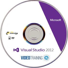 Visual Studio 2012 Video Training Tutorial Course DVD