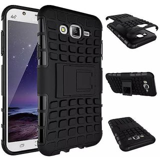 Defender Kickstand High Quality Case Back Cover for Samsung Galaxy J1 (4G)