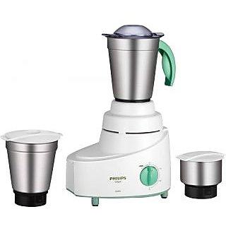 HL1606   03 500 W Mixer Grinder  Green   3 Jars
