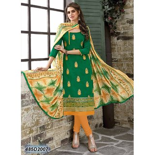 Exclusive Designer Function Wear Salwar Suit Material (Unstitched)