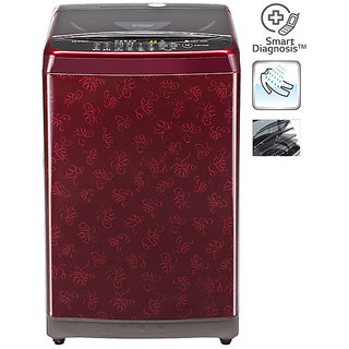 LG 7 Kg Top Load Fully Automatic Washing Machine - T8068TEEL3 (Available in Delhi NCR Only )