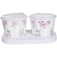 Truenow Venturs Pvt. Ltd. Melamine Multi-Purpose Storage Jar 2 Container